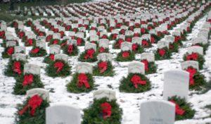 Arlington 2005 - Wreaths Across America